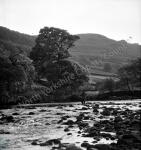 Fishing, River Wharfe, Appletreewick
